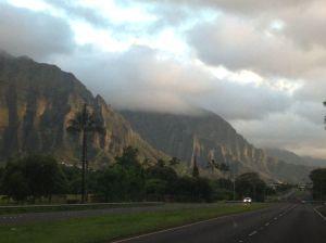 Ko'olau Mountains, Oahu Hawai'i
